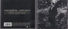 CD  13T ALAIN BASHUNG L'IMPRUDENCE DE 2002 BARCLAY