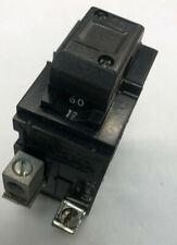 Pushmatic P260 60-Amp 2-Pole 60A 2P 120/240V Circuit Breaker Tested Guaranteed