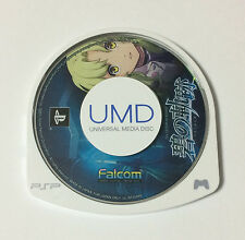 USED PSP Game Disc Only The Legend of Heroes Ao no Kiseki JAPAN Sony PS Portable