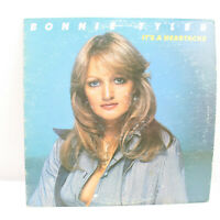 Bonnie Tyler It's a Heartache Vintage Vinyl Record LP VG+ AFL1-2821
