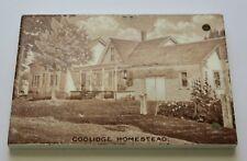 Wedgwood Calendar Tile 1926 Coolidge Homestead