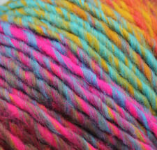 Katia Inca 103 Magenta Turquoise 100g Wool