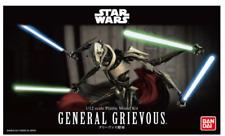 Bandai 1/12 Plastic Model Kit Star Wars General Grievous New  F/S Japan