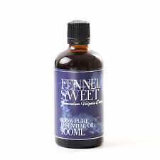 Mystic Moments | Fennel Sweet Essential Oil - 100% Pure - 100ml (EO100FENNSWEE)