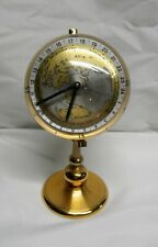 IMHOF WORLD LUCITE BALL CLOCK 8 DAY WORKING KEEPS GREAT TIME