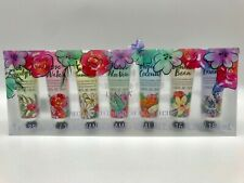 Lacura 7 pcs Botanical Secented Hand Cream Collection Paraben & Phthalate free.