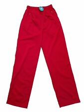 Pantalon Niño Boys Randy Talla 14  Color Rojo.
