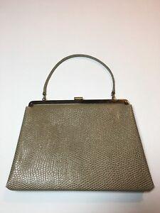 Vintage 50's Tan Ande' Clutch Purse