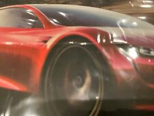 "TESLA - Roadster 2.0 1/18 Scale ""LIMITED"" Diecast Model. GENUINE REPLICA!!!"