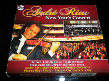 André Rieu - New Years Concert - 2CDs Coffret - 2011 - 23 Excellents Titres