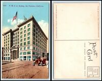 CALIFORNIA Postcard - San Francisco, YMCA Building K20