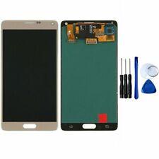 Für Samsung Galaxy Note 4 N910F LCD Display Bildschirm Glas Touchscreen Gold BUS