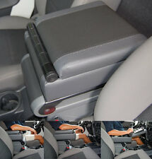 Sliding Arm Rest Extension For Jeep Wrangler JK 2007-2010 in Gray Elbow Rest