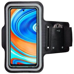 Xiaomi Redmi Note 9 Pro Sport Armband Handyhülle Sport Fitness Tasche Laufhülle