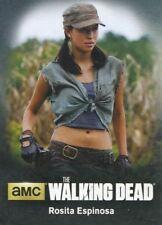 Walking Dead Season 4 Part 2 Character Bios Chase Card C16 Rosita Espinosa