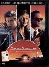 TEQUILA CONNECTION - DVD NUOVO E SIGILLATO, PRIMA EDIZIONE SNAPPER, ITALIANO