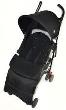 Carritos y artículos de paseo Maclaren color principal negro para bebés