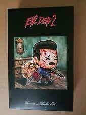 Evil Dead 2 Ash Vs Henrietta Diorama Super Emo Friends Loot Crate BRAND NEW!!