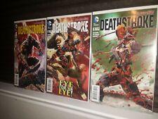 deathstroke new 52 #1-6