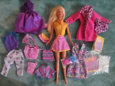 Barbie W/RARE 2001 Shop in Style Fashion Set From Toys R Us ONLY 25+ Items NR