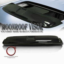 Visors Wind Deflector Front 2pcs Rain Guard For 98 99-03 1998-2003 Toyota Sienna