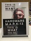 M.A.R.K-13 (MARK) / HARDWARE  (4-Bluray Set, inkl. Soundtrack) Neu & Ovp