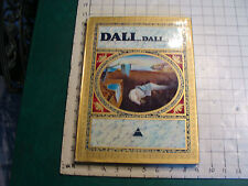 DALI dali dali 1970's book w jacket, just about all photos, cool.