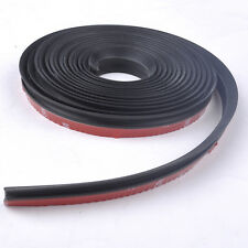 4M Car Truck Motor Door Rubber Hollow Seal Strip Weatherstrip Z-shape PO
