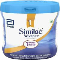 Similac Advance Infant Formula Stage 1-400 gm, up to 6 months (Free shipping)