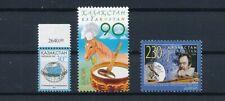 D071906 Kazachstan 3 Values of MNH stamps