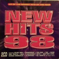Various Artists-New Hits 98 DOUBLE CD