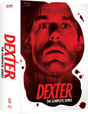 Dexter: The Complete Series [New Blu-ray] Boxed Set, Slipsleeve Packaging, Wid