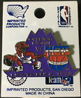 1995 Toronto Raptors NBA Basketball Pin Opening Night Inaugural Season 1st Game