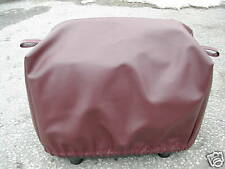 NEW GENERATOR COVER  HONDA  EU3000i   RV BURGUNDY NO LOGO TO PREVENT THEFT