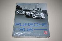 Bildband Porsche 906 / Carrera 6 / Bergspyder - Die komplette Dokumentation
