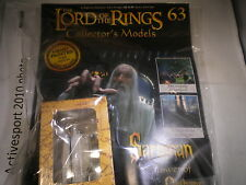 Lord of the Rings Figures - Issue 63 - Saruman at Orthanc - eaglemoss