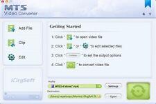 MTS Converter for Mac :Convert AVCHD MTS files from Canon , Sony, JVC, Panasonic