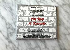 Roger Waters The Tide is Turning CD PROMO 1990 Mercury Silver Ring! Pink Floyd