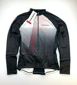 Louis Garneau Women's Equipe Long Sleeve Size Large New with Tags
