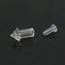 100pcs Plastic Crystal End Fixture for Fiber Optic Star Ceiling light