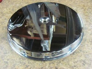 64 65 66 67 Pontiac GTO Chrome Air Cleaner NICE 1964 1965 1966 1967
