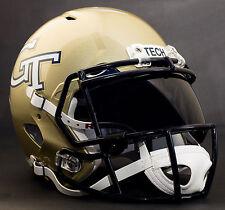 GEORGIA TECH YELLOW JACKETS Gameday REPLICA Football Helmet w/ OAKLEY Eye Shield