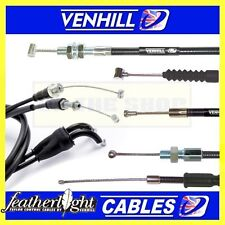 Suit Triumph T120 models 1973<78 Venhill featherlight throttle cable T01-4-106