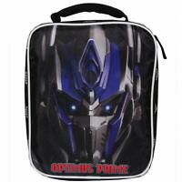 Original Tranformers Bumblebee Lunchbox lunch bag tote insulated Optimus Prime