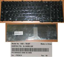 Azerty Keyboard Fr Toshiba Satellite P300 NSK-TBQ0F MP-08H76F06698 9J.N9282.Q0F