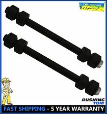 2 Driver & Passenger Front Suspension Stabilizer Bar End Links 5 Year Warranty