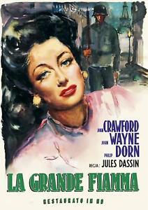 Grande Fiamma (La) (Restaurato In Hd) (Regione 2 PAL) - Jules Dassin