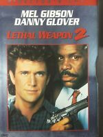 Lethal Weapon 2 Widescreen Director's Cut DVD Mel Gibson Danny Glover Snap Case