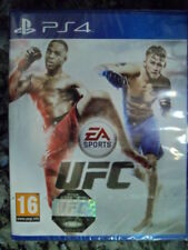 EA SPORTS UFC 14 2014 PS4 Nuevo Precintado Lucha En castellano In english.,