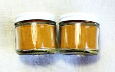 sand - fine dune sand derived from the Navajo sandstone, set of two 2-ounce jars